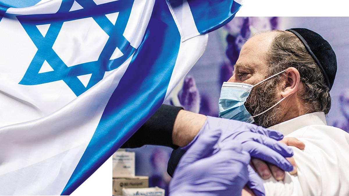 Vacunacion-COVID-19-en-Israel